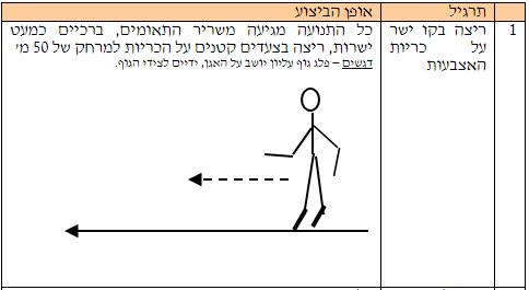 מיומנות טכניקה ויכולת