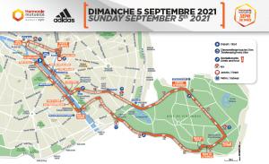 חצי מרתון פריז