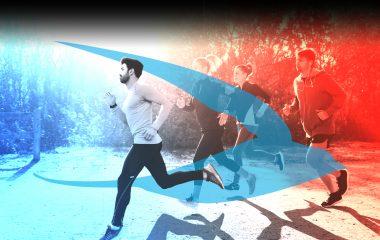 ריצה מסכמת למרתון והכנה לתחרויות